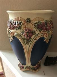 Signed Weller Vase