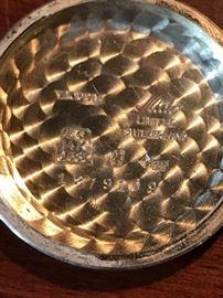 Vintage Solid 14k Gold Watch