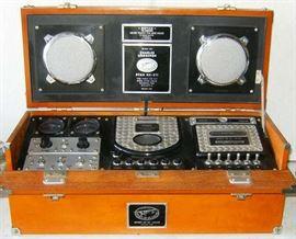 Lindbergh radio