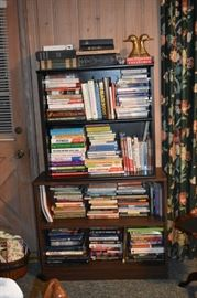Books and Book Shelves