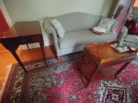 Still remaining a beautiful selection of gently used furniture all prices very reasonable