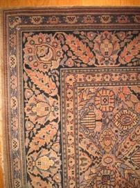 1920-30's Mohawk Mills carpet