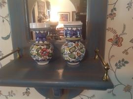Small vases from Israel