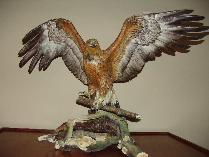 Boehm Golden Eagle, 44 inch wing span