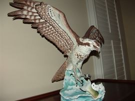 Large Boehm Osprey, approx. 38 inch wing span