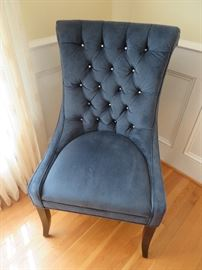 One of 3 Dining Room chair designs