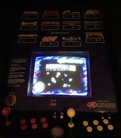 Arcade Machine by Midway