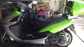 2005 Moped Low Mileage