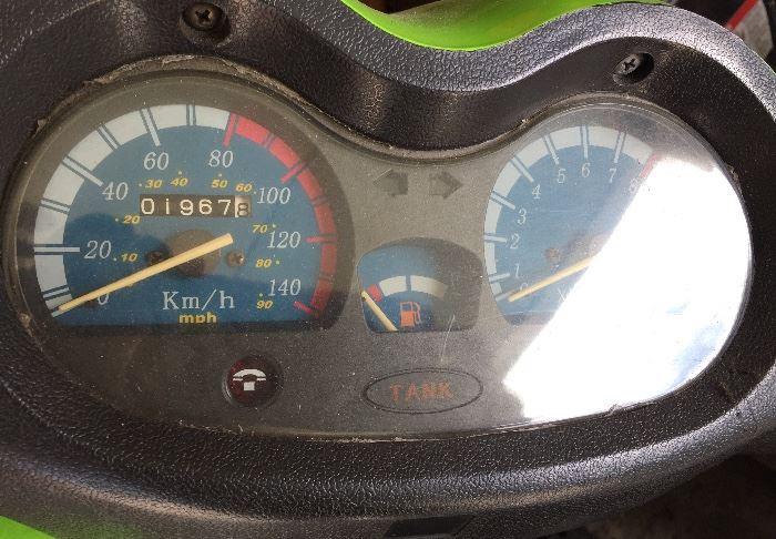 low miles!