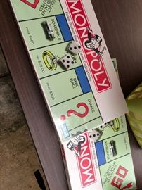 Brand new monopoly is never opened