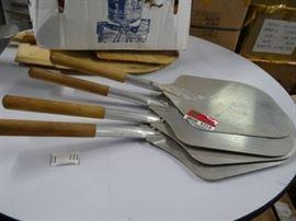 4 American Metal Craft Pizza Peel with Wooden Ha