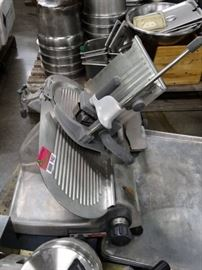 Hobart Electric Commercial Meat Slicer