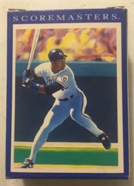 1990 ScoreMasters Complete Baseball Card Set with ...