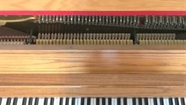 Beautiful Wurlitzer Piano in Like New Condition
