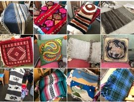 all kinds of handmade fabric arts