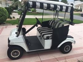 1996 Club Car Electric golf cart $1,700