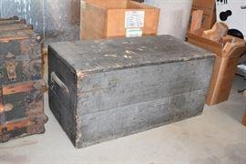 primitive chest