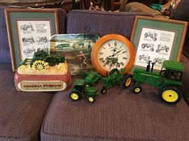John Deere Collectibles, Ertl Toys and Decor