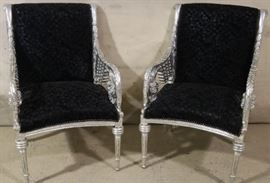 Silver Wing Chairs