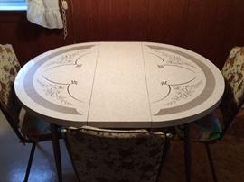 Closeup table