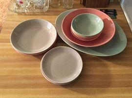 1950s Dinnerware