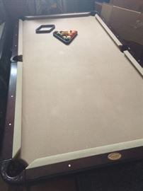 Olhausen  8ft pool table  2800.   Now 1400.