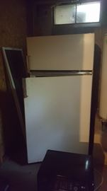 Need an extra fridge for your garage? Good working condition