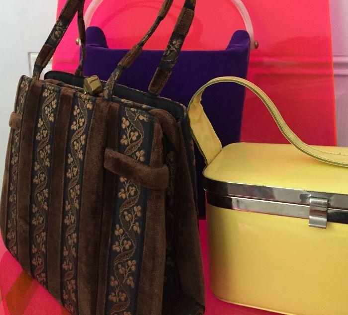 Vintage Bags Galore