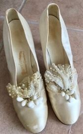1920s Wedding Shoes