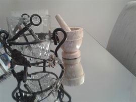 Mortar & Pestle
