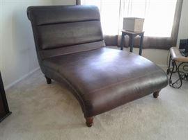 Elongated Lounge Chair