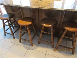 we have a large selection of counter and bar height stoos