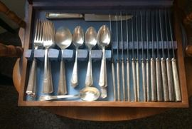 Silverplate Flatware