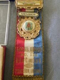 Local Union NO.935 Labor union Medal