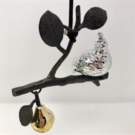 Michael Aram Partridge in a Pear Tree in Box https://ctbids.com/#!/description/share/46008
