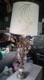 HUGE Italian Mid Century lamp
