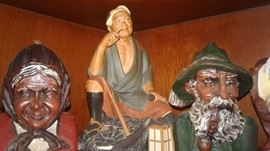 Interesting ceramics and pottery