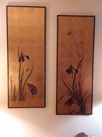 Beautiful wall plaques