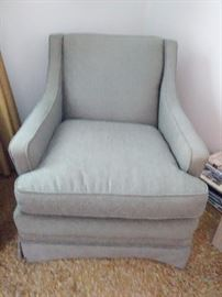 pair of chairs in excellent condition.