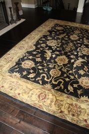 Lots of beautiful rugs