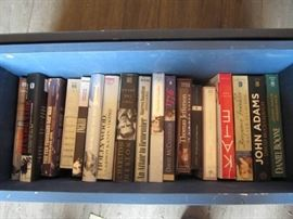 LARGE BOX FULL OF BOOKS A MUST OWN