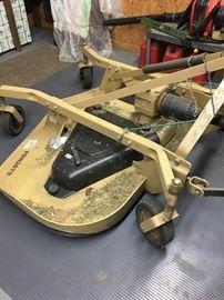 Landpride finish mower