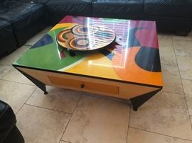 Is this coffee table cool or what ?