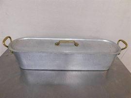 Aluminum Pan w Lid