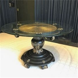 Canadel Fine Furniture Pedestal Table