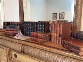 Antique Books.....