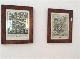 Burden framed prints....