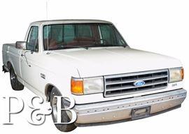 134MZ Ford F150 Pickup Truck