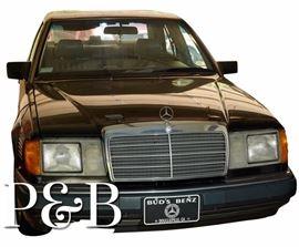 135MZ 1990 Mercedes Benz 300D Diesel Sedan