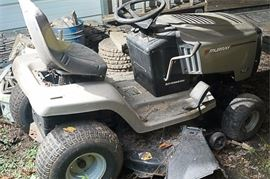 129MZ MURRAY Riding Lawn Mower